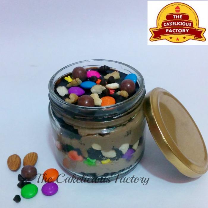 Rocky Road Choco Jar