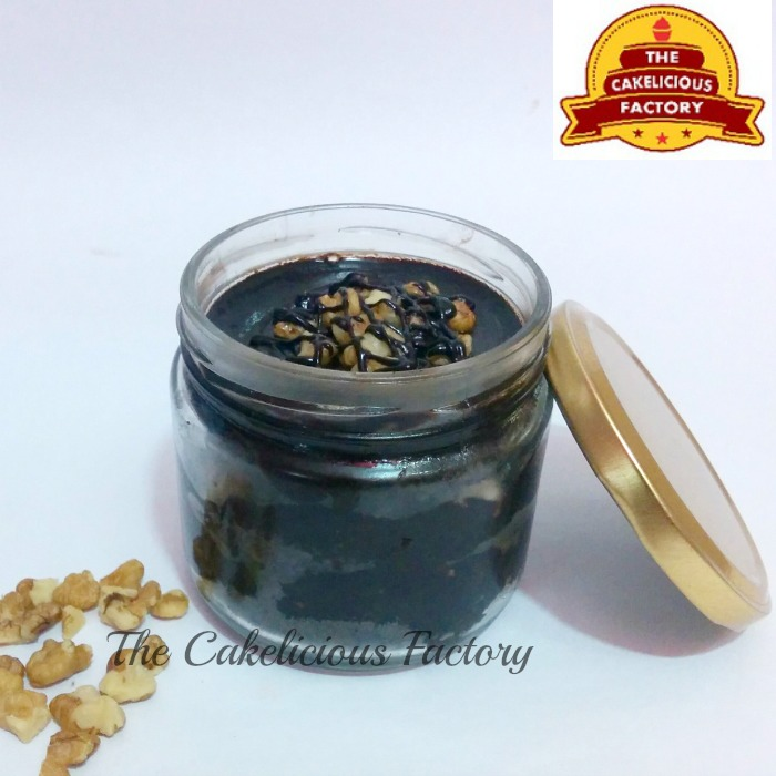 Chocolate Walnut Jar