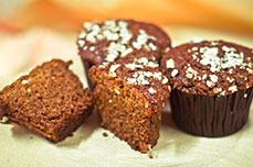 Healthy Carrot Bran Muffins(Pack of 5)