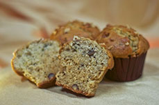 Banana Walnut Muffin(Pack of 5)