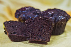 Eggless Chocolate Muffin(Pack of 5)