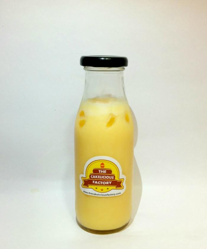 Mango Madness Thick Shake
