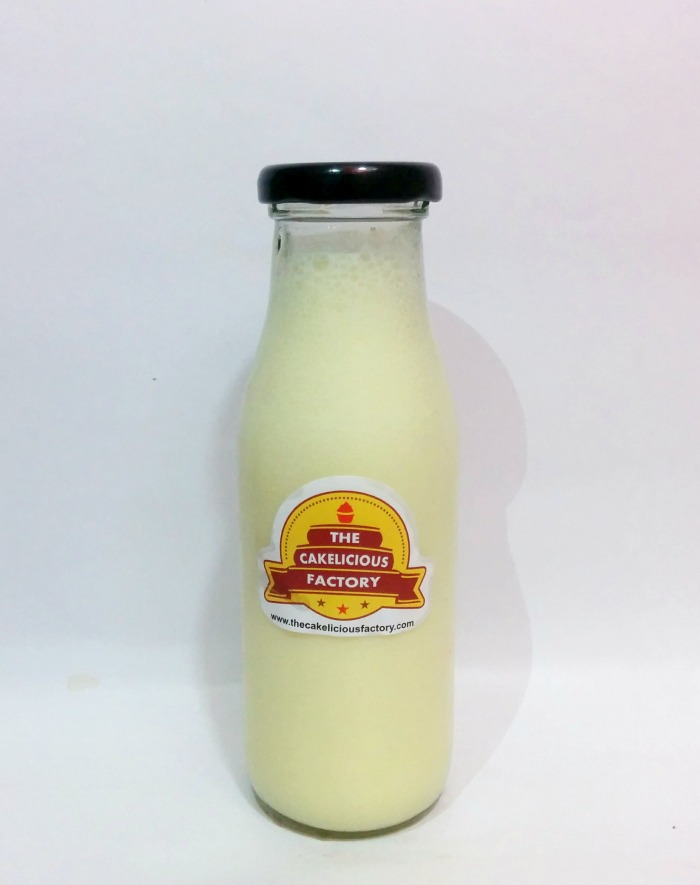 Banana Delight Thick Shake