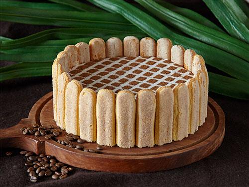 Tiramisu Cake ( one  day prior notice )
