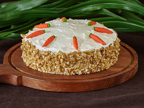 Carrot and Date Cake