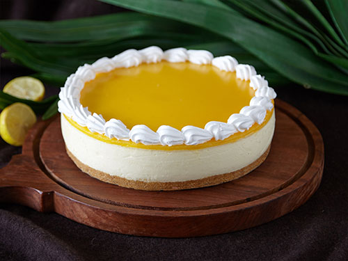 customized Lemon Cheese Cake