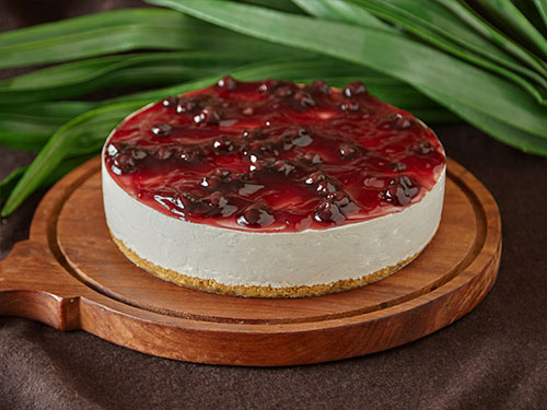 Blueberry Cheese Cake (Cold)