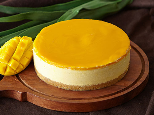 Mango Cheese Cake (Seasonal)
