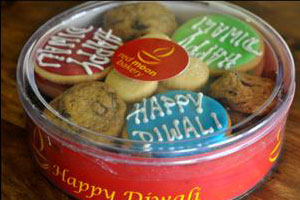 Diwali Gift Number 4 (Mixed Cookies Box)