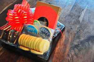 Diwali Gift Number 7 (Small Diwali Tray)