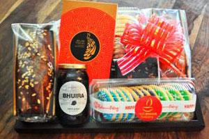 Diwali Gift Number 8 (Large Diwali Tray)
