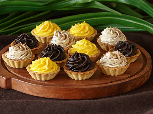 Large Tarts pack of 5