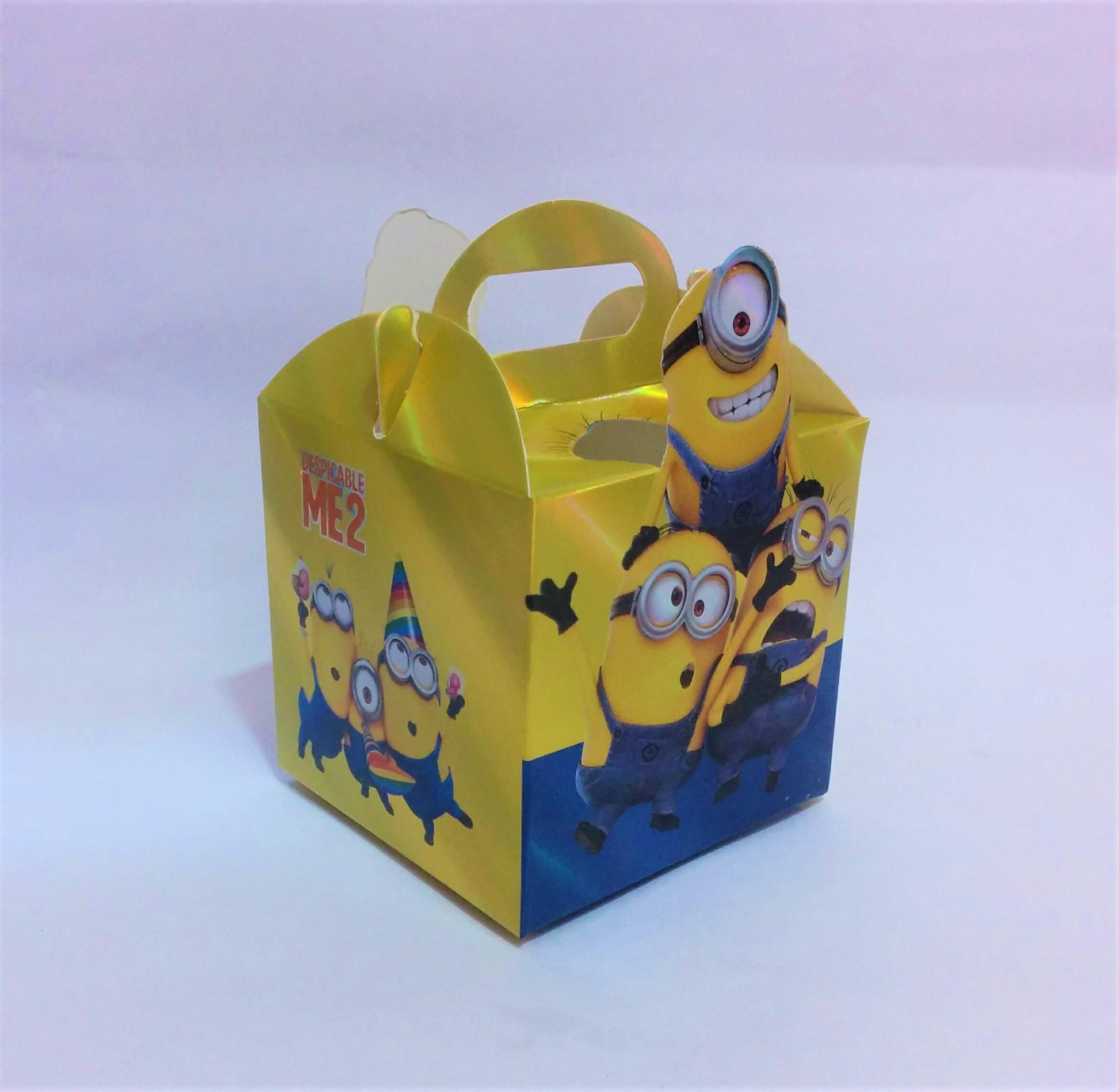 Minion Theme Gift Box of 15 Chocolates CH17