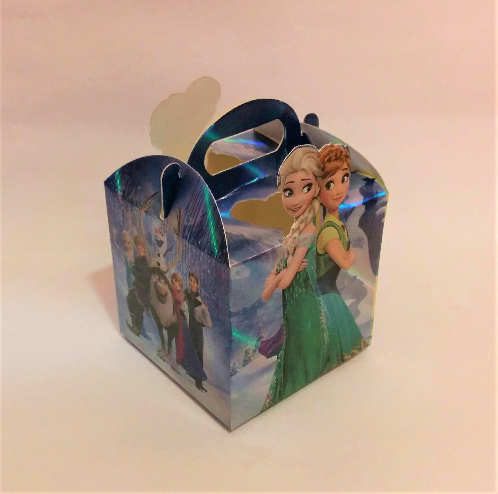 Frozen Theme Gift Box of 15 Chocolates CH18
