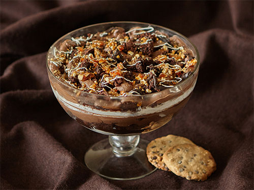 Nutty Buddy Brownie Blast  (Rate includes refundable security deposit of Rs 300)