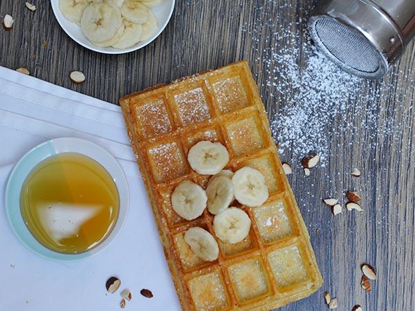 Honey B Waffle
