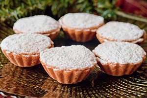 Mince Tarts (Traditional Fruit Tart)