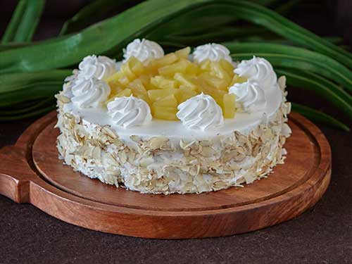 Traditional Pineapple Cake