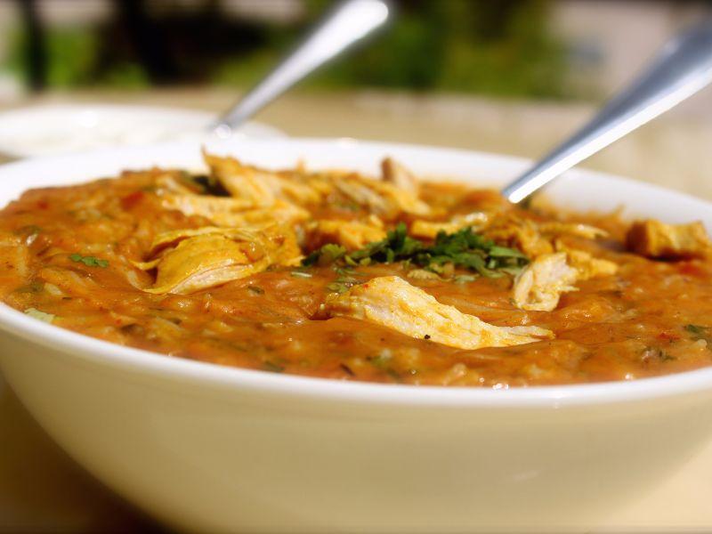 Chicken Masala Khichdi