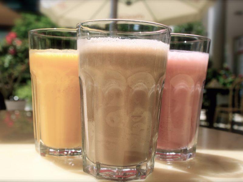 Mango Milkshake [400 Ml]