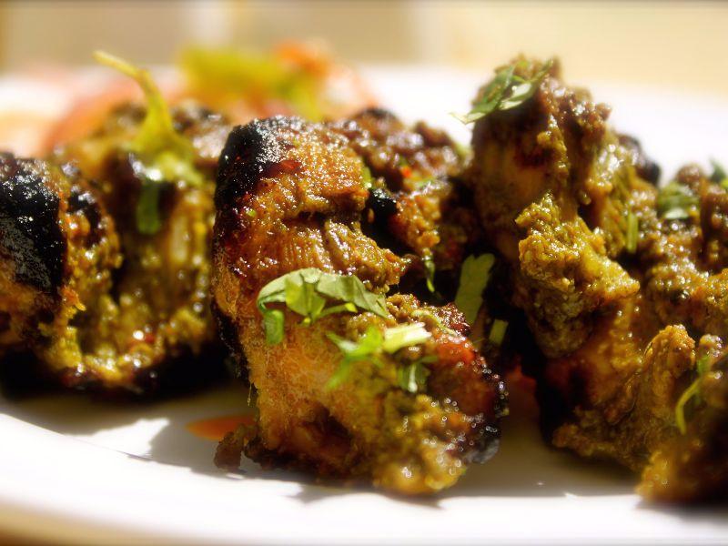 Hara Chicken Tikka