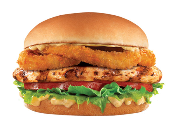 Jr. Mile High Burger
