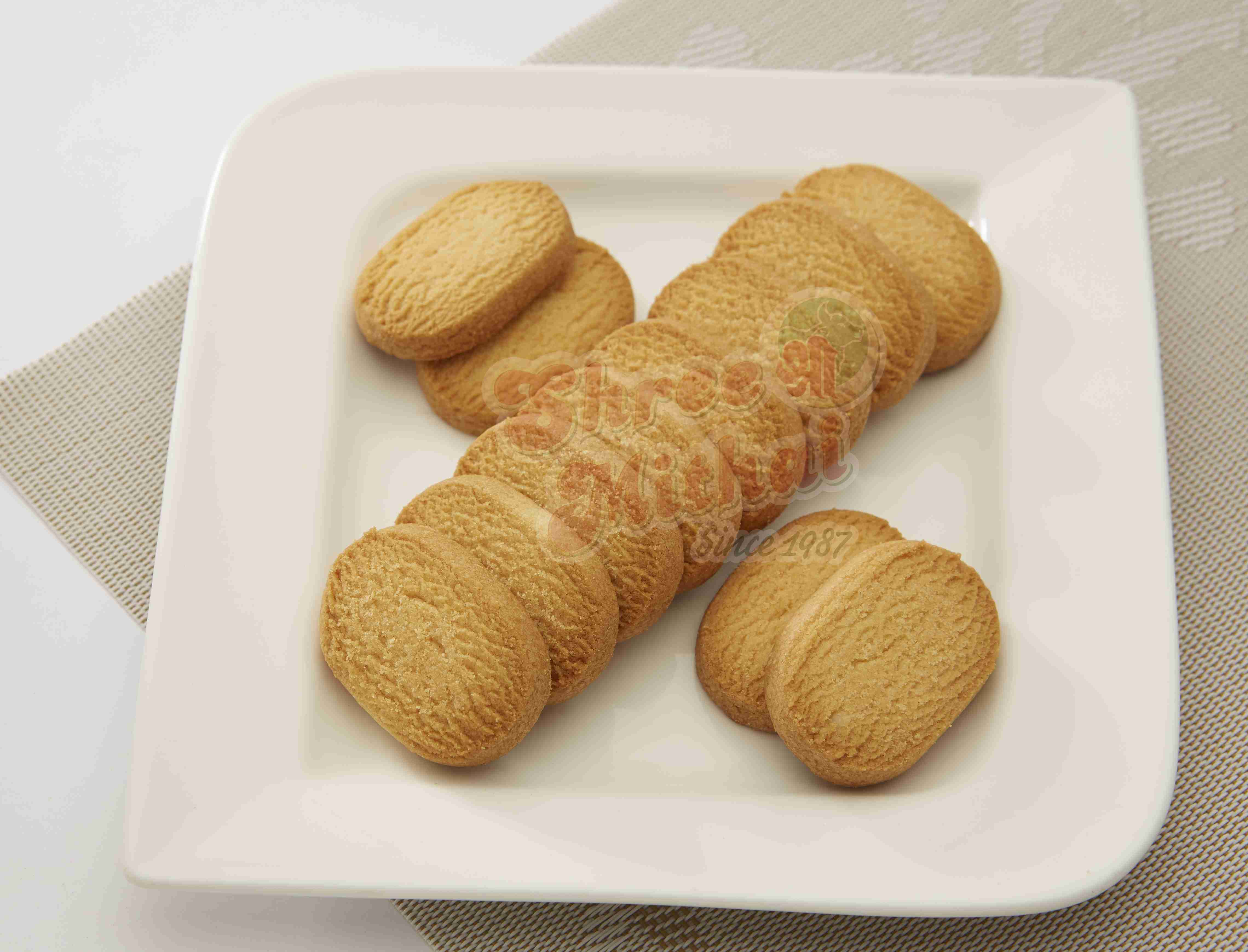 Sweet Butter Biscuit (2x200 Gms)