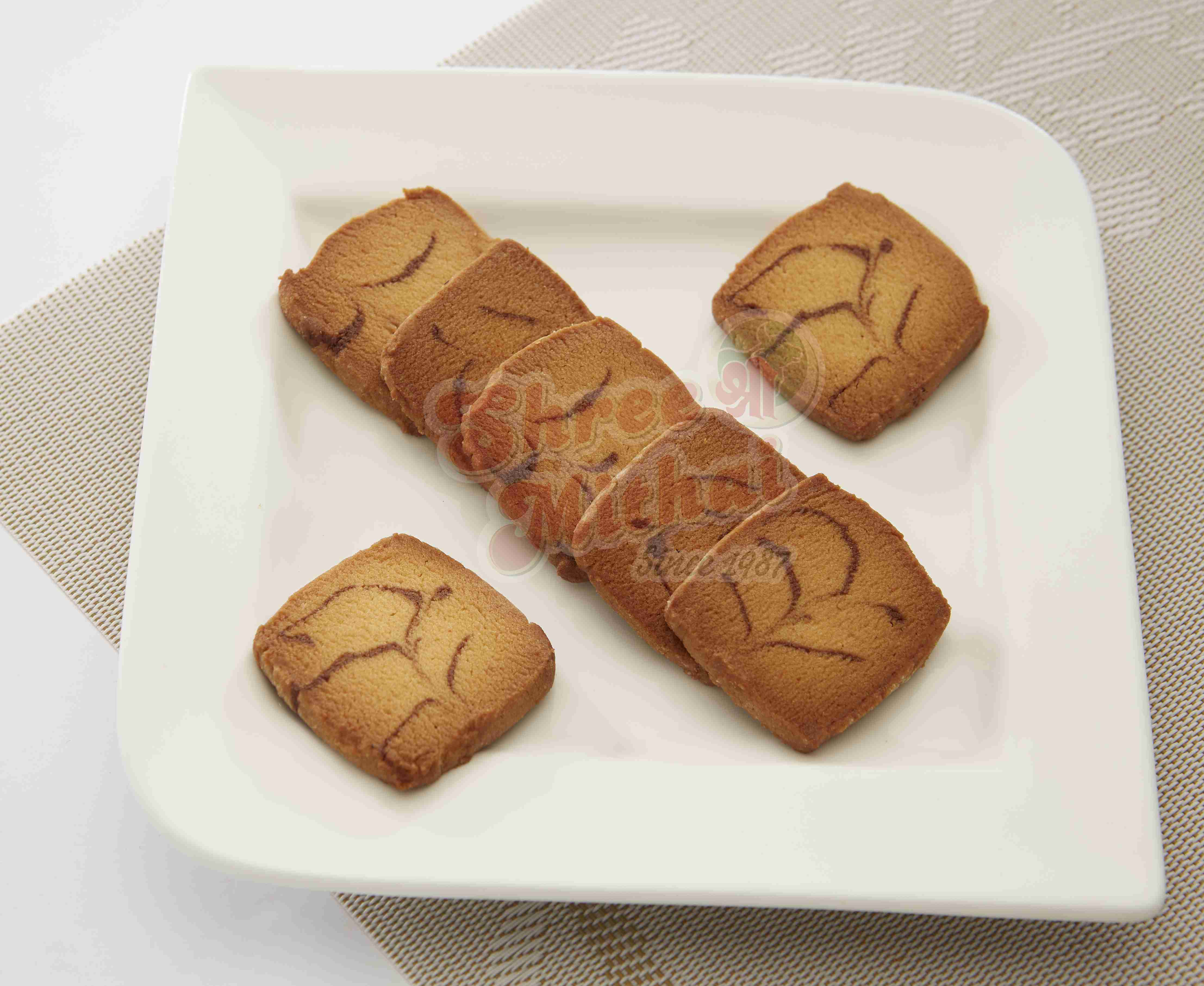 Marble Biscuit (200 Gms)