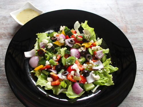 Greek Salad - Veg