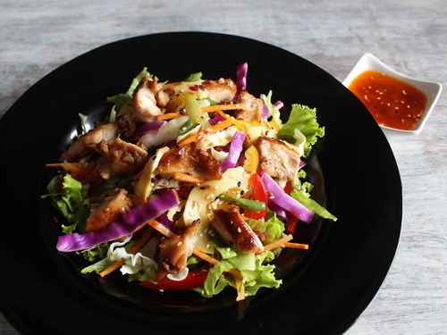 Chicken Asian Salad