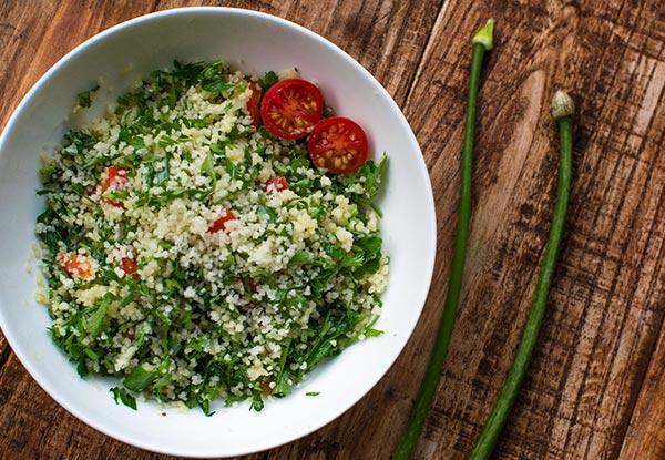 Tabbouleh Exotica Salad