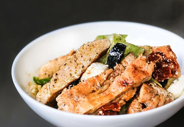 Feta Cajun Chicken Salad