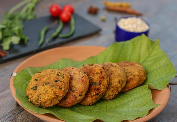 Yam Kebabs (4 Pieces)