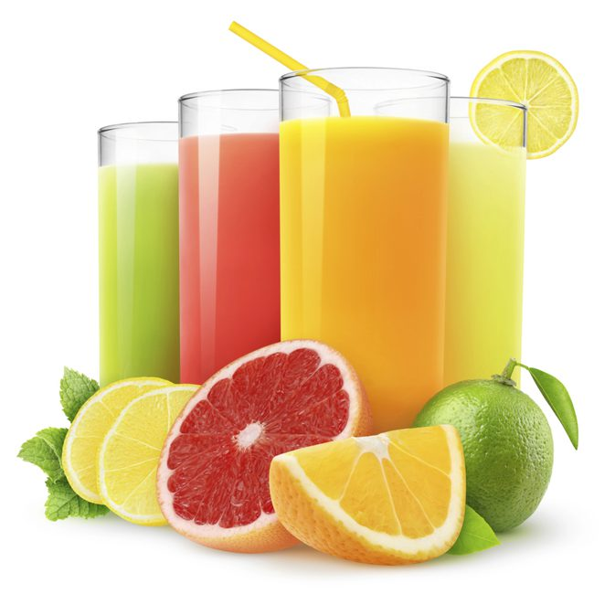 Orange Juice [400 Ml]