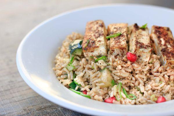 Jewel Rice with Paneer