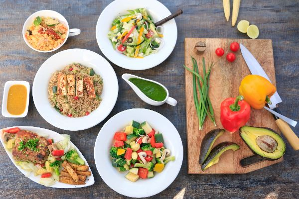 5  Meals