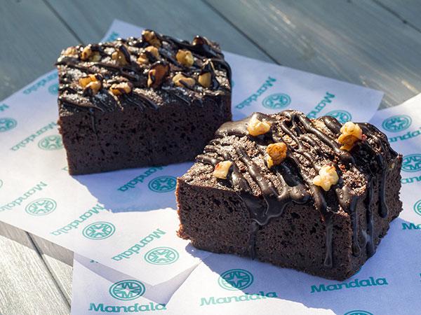 The Chocolate Walnut Brownie