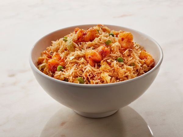 Spicy Seafood Rice