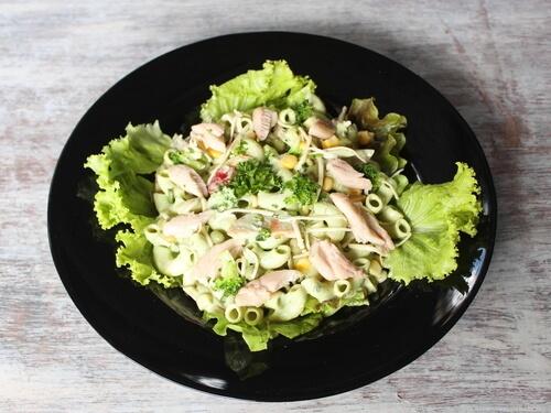 Chicken South West Pasta Salad