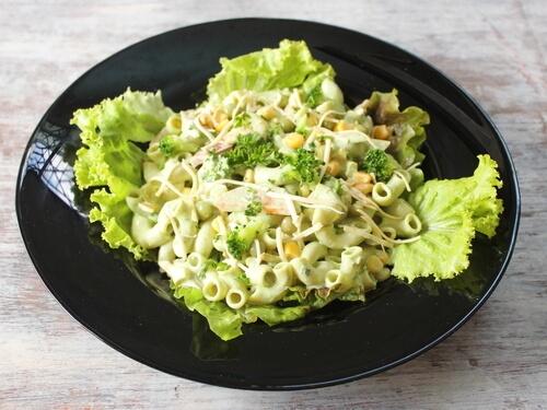 Veg South West Pasta Salad
