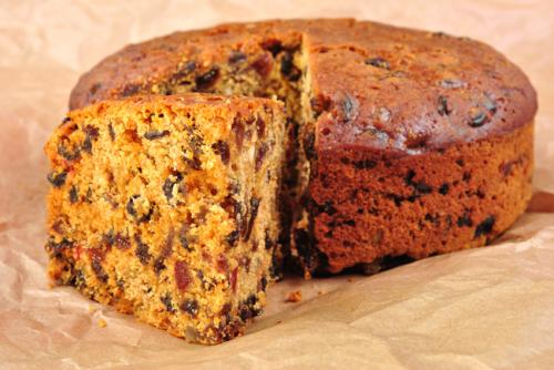 Fruit & Raisin Dry Cake