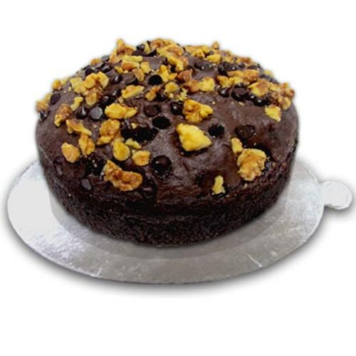 Choco Walnut Dry Cake