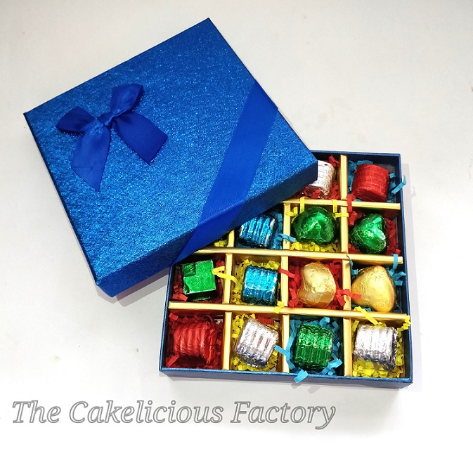 Gift Box of 16 Assorted Chocolates