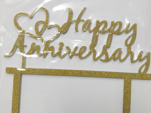 Happy Anniversary- Gold(Rs. 150)