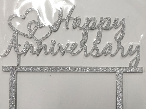 Happy Anniversary- Silver(Rs. 150)