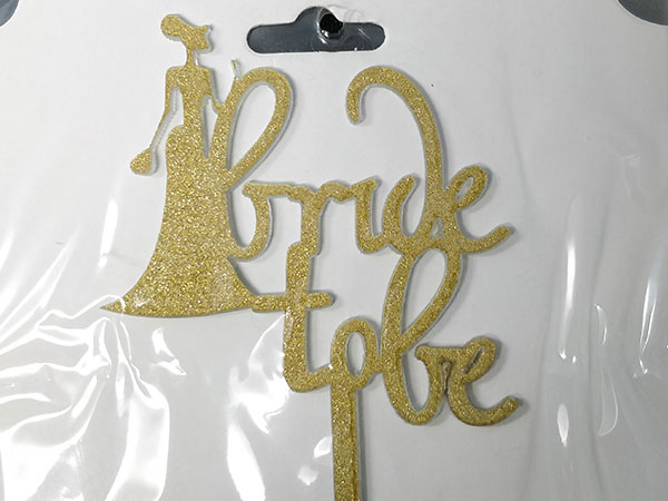 Bride to be - gold(Rs. 150)