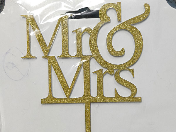 Mr and Mrs- gold(Rs. 150)