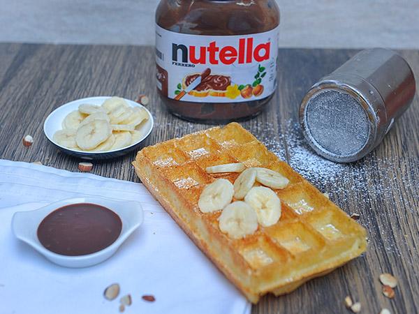 Monkey Waffle