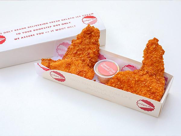 Bira Battered Panko Chicken