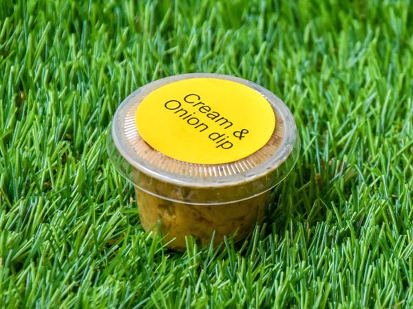 Cream N Onion